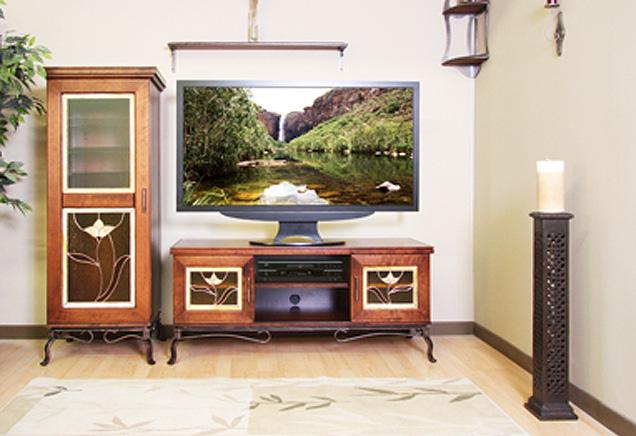 meuble audio video table classique mobilier salon. Black Bedroom Furniture Sets. Home Design Ideas
